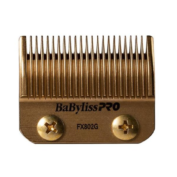 BABYLISS RECAMBIO JUEGO DE CUCHILLAS FX8770302 GOLD